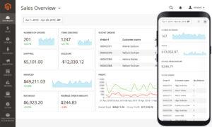 op 10 Ecommerce Platforms   เว็บไซต์สำหรับช้อปปิ้งออนไลน์ 2019