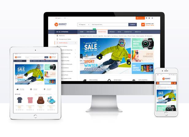 Top 10 Ecommerce Platforms | เว็บไซต์สำหรับช้อปปิ้งออนไลน์ 2019